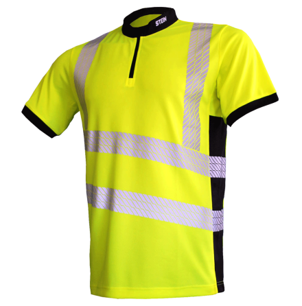 STEIN - X25 VENTOUT T-Shirt Short Sleeve, Hi-Viz Yellow