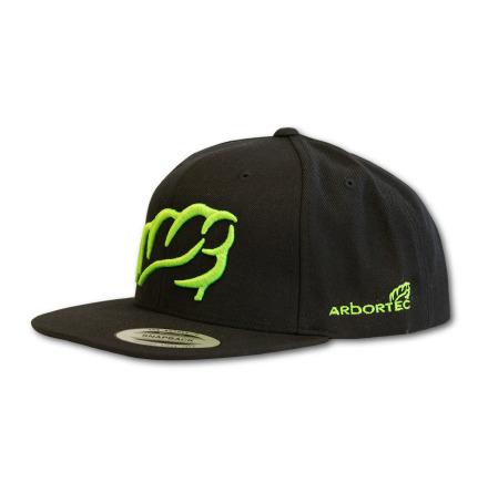 Arbortec Baseball Cap - Black & Lime