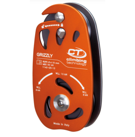 GRIZZLY Riggnings Pulley