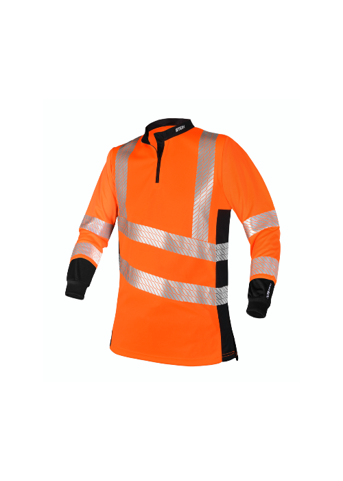 STEIN - X25 VENTOUT Long Sleeve, Hi-Viz Orange