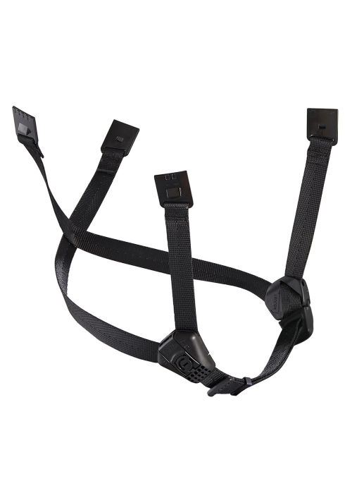DUAL chinstrap for VERTEX and STRATO