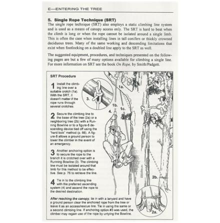 Tree Climbers Companion